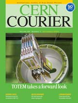 CERN Courier cover